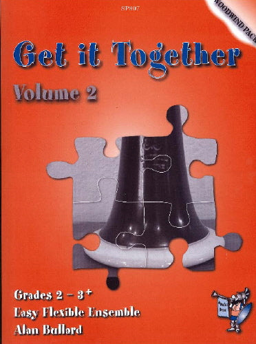 Alan Bullard: Get It Together: Woodwind Pack Volume 2