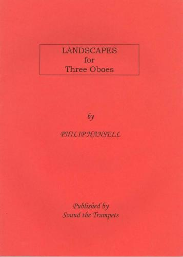 LANDSCAPES FOR THREE FLUTES (Oboe Trio)