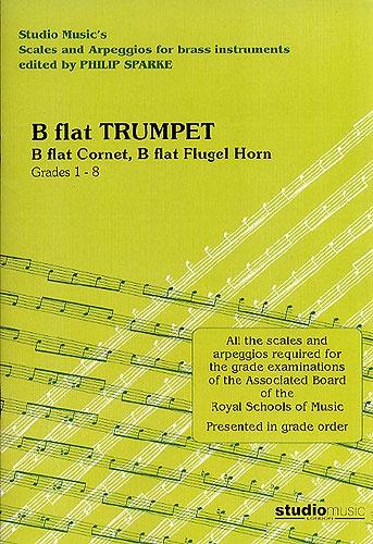 Scales and Arpeggios for Trumpet, Cornet & Flugelhorn (ed. Philip Sparke)