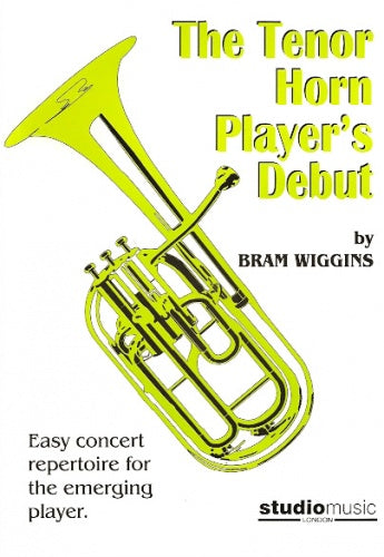 Bram Wiggins: The Tenor Horn Player's Debut