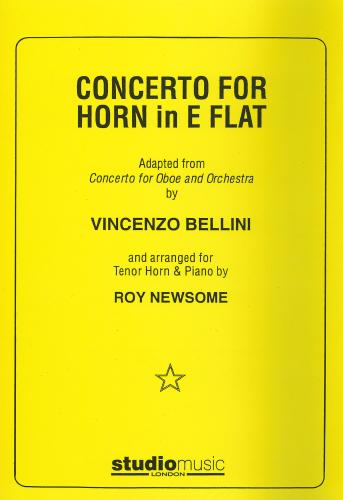 Vincenzo Bellini: Concerto for  Horn in Eb