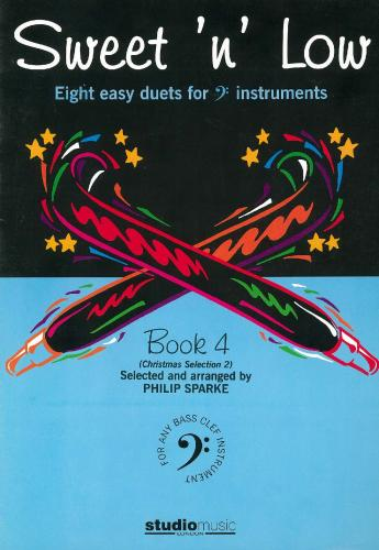 Sweet 'n' Low Book 4 Bass Clef (Christmas Selection 2)
