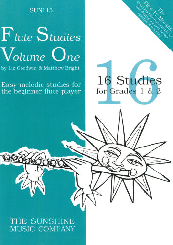 Flute Studies: Volume 1 for grades 1 & 2