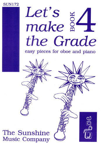 Let's Make The Grade 4: Oboe & Piano