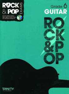 Rock & Pop Exams Guitar Grade 6