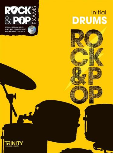 Rock and Pop Exams Drums Initial
