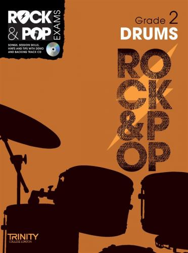Rock and Pop Exams Drums Grade 2