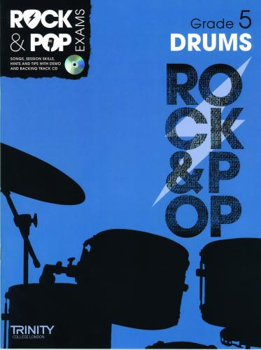 Rock and Pop Exams Drums Grade 5