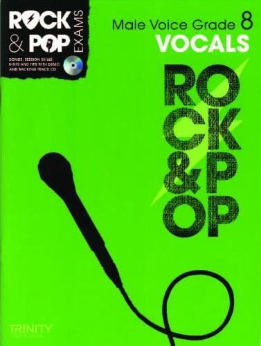 Rock & Pop Exams Male Voice Grade 8