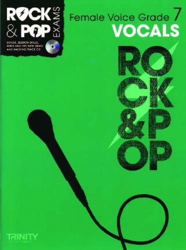 Rock & Pop Exams Female Voice Grade 7