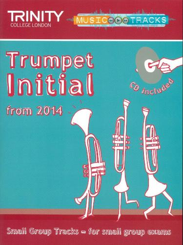 Small Group Tracks: Initial track trumpet
