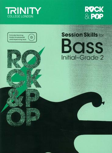 TCL-Session Skills for Bass Initial-Grade 2 (Guitar (bass))