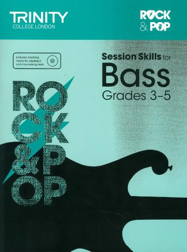 TCL-Session Skills for Bass Grade 3-5 (Guitar (bass))