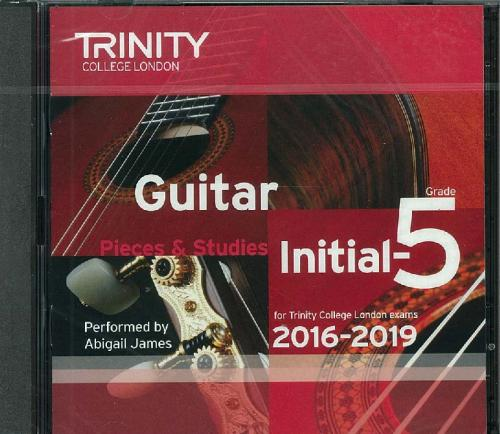 Various: TCL Guitar CD Initial-Grade 5  2016-2019