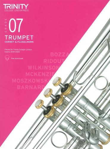 TCL Trumpet Exam Pieces 2019-2022 - Grade 7 (Audio Access)