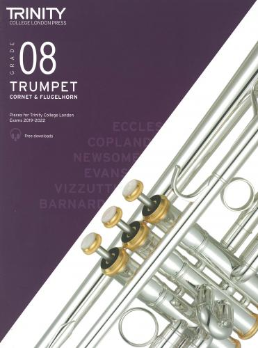 Trumpet Exam Pieces 2019-2022 - Grade 8 (Audio Access)