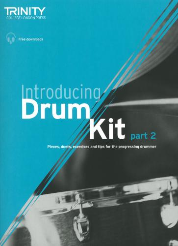 Trinity College - Introducing Drumkit Part 2 (Audio Access)