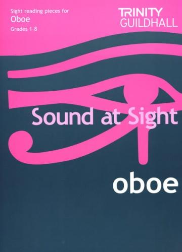 Trinity Guildhall: Sound at Sight. Oboe (Grades 1-8)