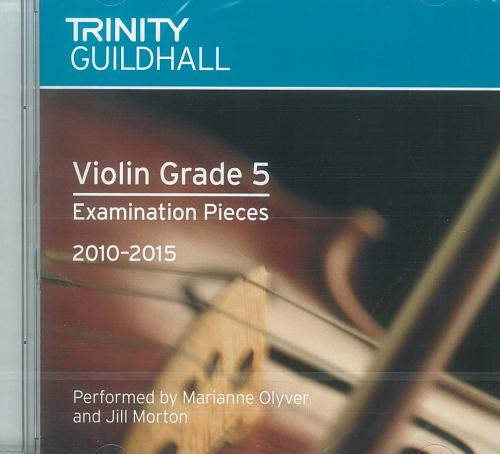 Trinity Guildhall: Violin 2010-2015. Grade 5 (CD)