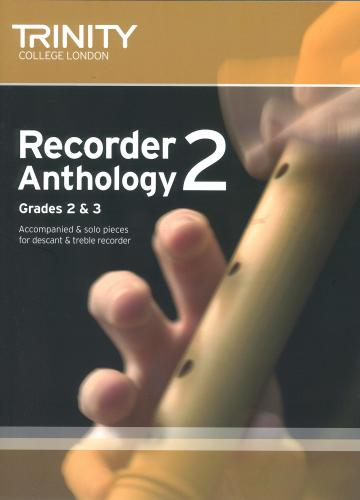 Various: Recorder Anthology Grades 2 & 3