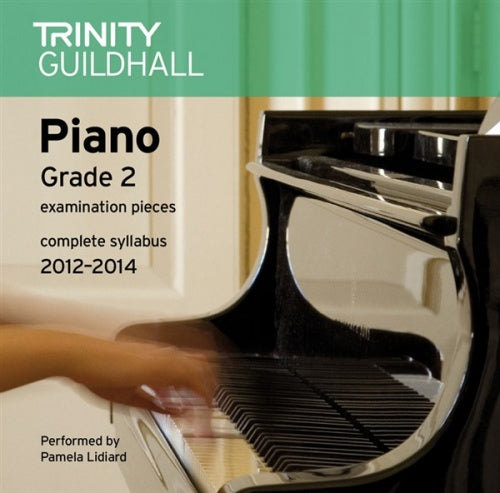 Trinity Guildhall: Piano 2012-2014 Grade 2 (CD)