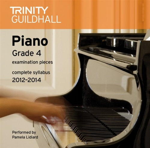 Trinity Guildhall: Piano 2012-2014 Grade 4 (CD)