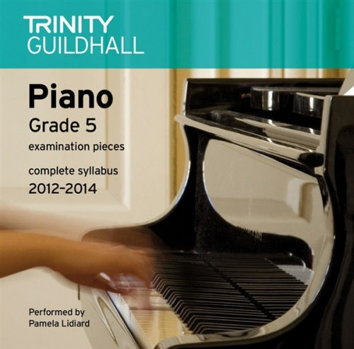 Trinity Guildhall: Piano 2012-2014 Grade 5 (CD)