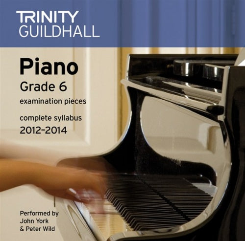 Trinity Guildhall: Piano 2012-2014 Grade 6 (CD)