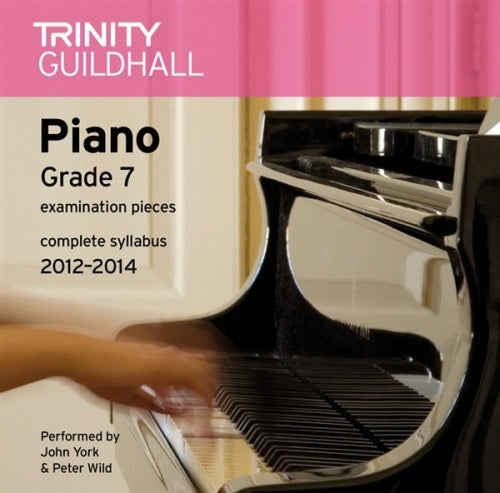Trinity Guildhall: Piano 2012-2014 Grade 7 (CD)