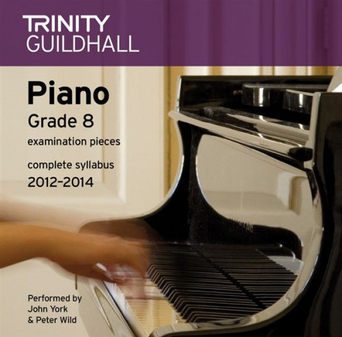 Trinity Guildhall: Piano 2012-2014 Grade 8 (CD)