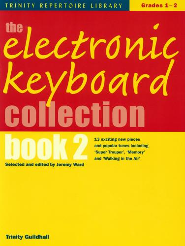 Electronic Keyboard Collection Book 2 (Grades 1-2)