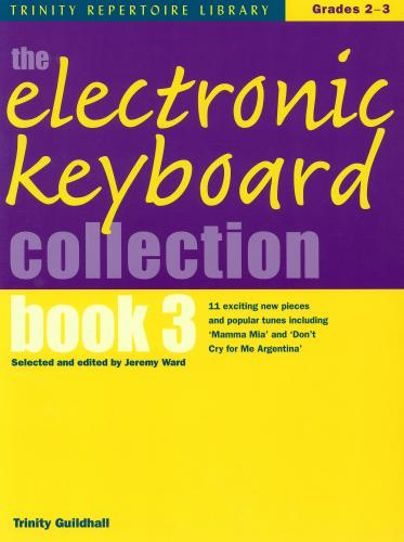 Electronic Keyboard Collection Book 3(Grades 2-3)