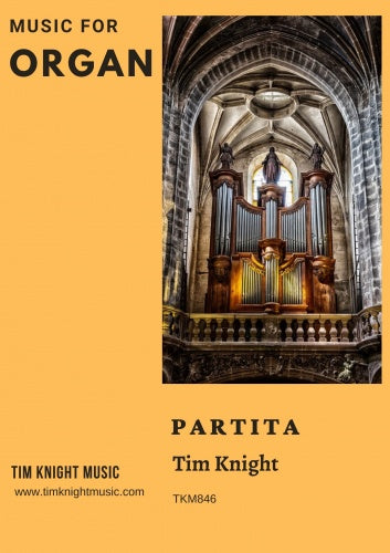 Partita for Organ