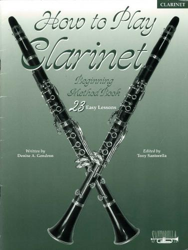 How to Play Clarinet - Beginning Method Book