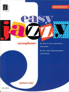 James Rae: Easy Jazzy Saxophone