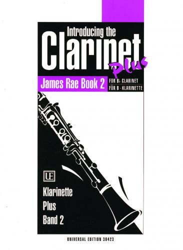 James Rae: Introducing the Clarinet  Plus Book 2