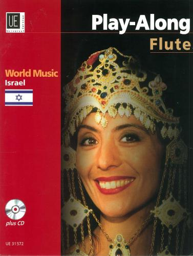 Play-Along Flute - World Music - Israel
