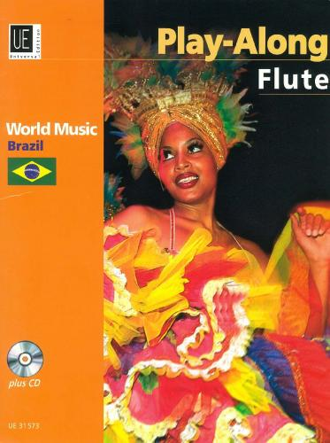 Jovino Santos Neto: Play-Along Flute, World Music Brazil