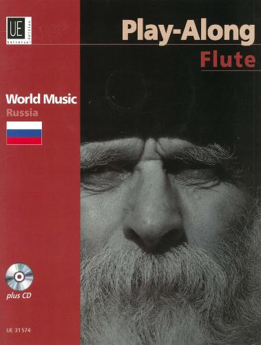 Play-Along Flute - World Music - Russia