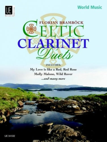 Celtic Clarinet Duets