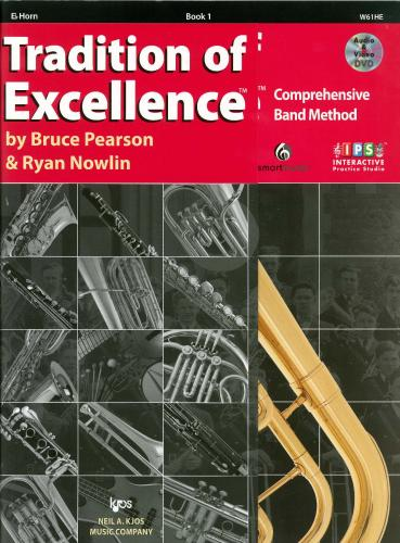 Tradition of Excellence - Eflat Horn