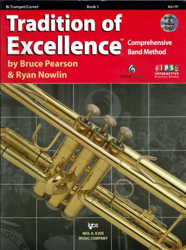 Tradition of Excellence - Bflat Trumpet/Cornet
