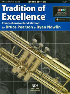Tradition of Excellence - Book 2 - Trumpet