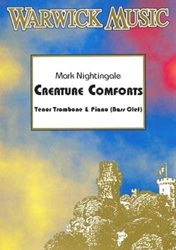 Nightingale: Creature Comforts for Trombone (Bass Clef) and Piano