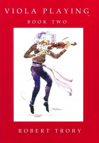 Robert Trory: Viola Playing Book 2