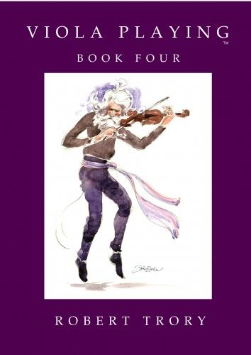 Robert Trory: Viola Playing Book 4