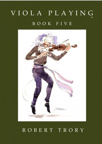 Robert Trory: Viola Playing Book 5