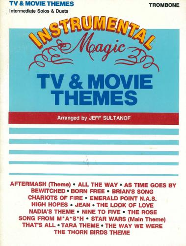 Instrumental Magic-TV & Movie Themes