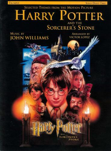 Harry Potter and the Sorcerer's Stone (Solo, Duet or Trio)