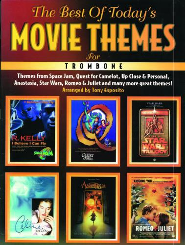 The Best of Today's Movie Themes